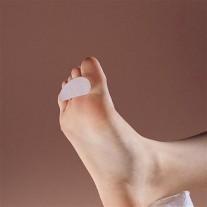 מגן לאצבעות הרגליים | כרית בין האצבעות | פטיש סיליקון