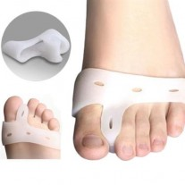 מפריד אצבעות מסיליקון | אצבעות מחוברות בכף הרגל
