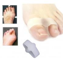 מגן אצבעות מסיליקון עם מפריד אצבעות
