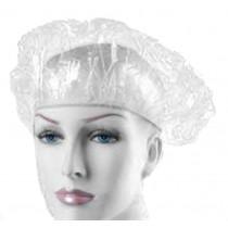 כובע מקלחת 10 יחידות באריזה