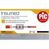 מזרקי אינסולין חד פעמי 10 יחידות באריזה | סוכרת