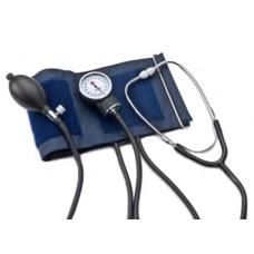 מד לחץ דם עם סטטוסקופ
