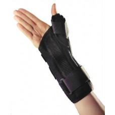 מקבע שורש כף היד איכותי עם מייצב אגודל | מייצב שורש כף היד