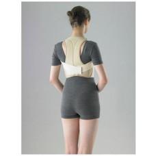 חגורת גב מרופדת לגב העליון