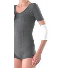 מגן מרפק משמר את חום הגוף באיזור המרפק.מונע לחץ על פרקים עם דלקת פרקים