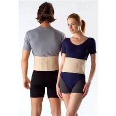 חגורת גב עם מגנטים להקלה בכאבי גב