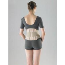 חגורת גב לאיזור הגב התחתון והמותניים לייצוב הגב בעת פעילות גופנית