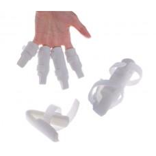 מקבע אצבע שטוח משני צדדים | סד לקיבוע אצבע