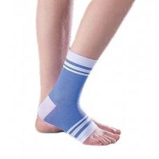 מגן לחץ לכאבים בקרסול הרגל | מגן לחץ אלסטי
