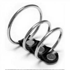 טבעת משולשת עשויה מברזל לאיבר המין